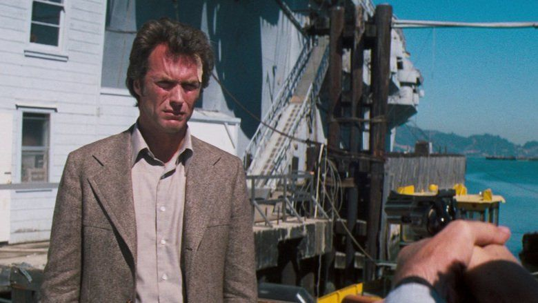 Magnum Force movie scenes