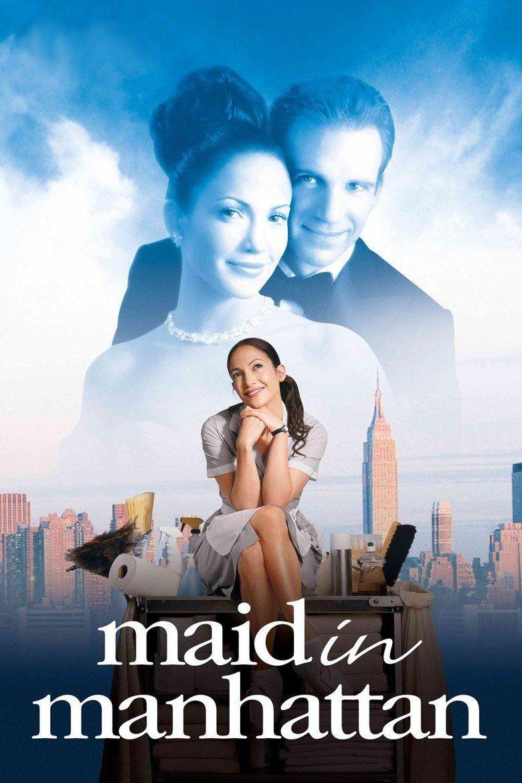 Maid in Manhattan movie poster