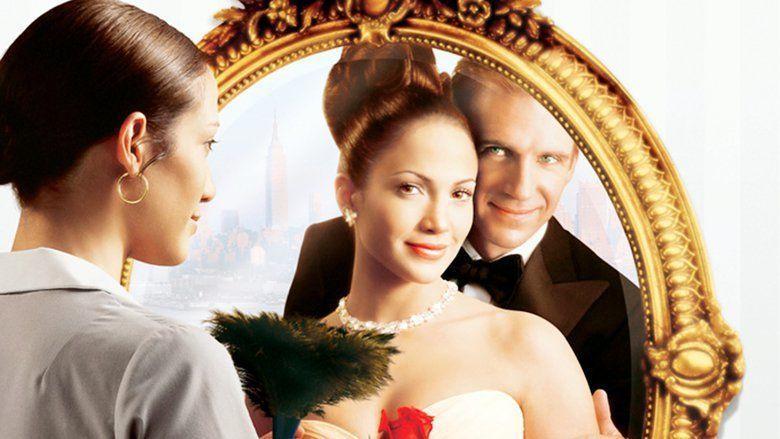 Maid in Manhattan movie scenes