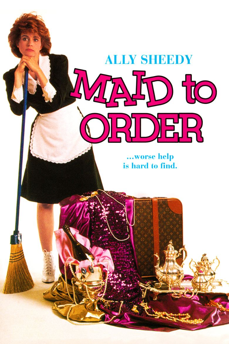 Maid to Order movie poster