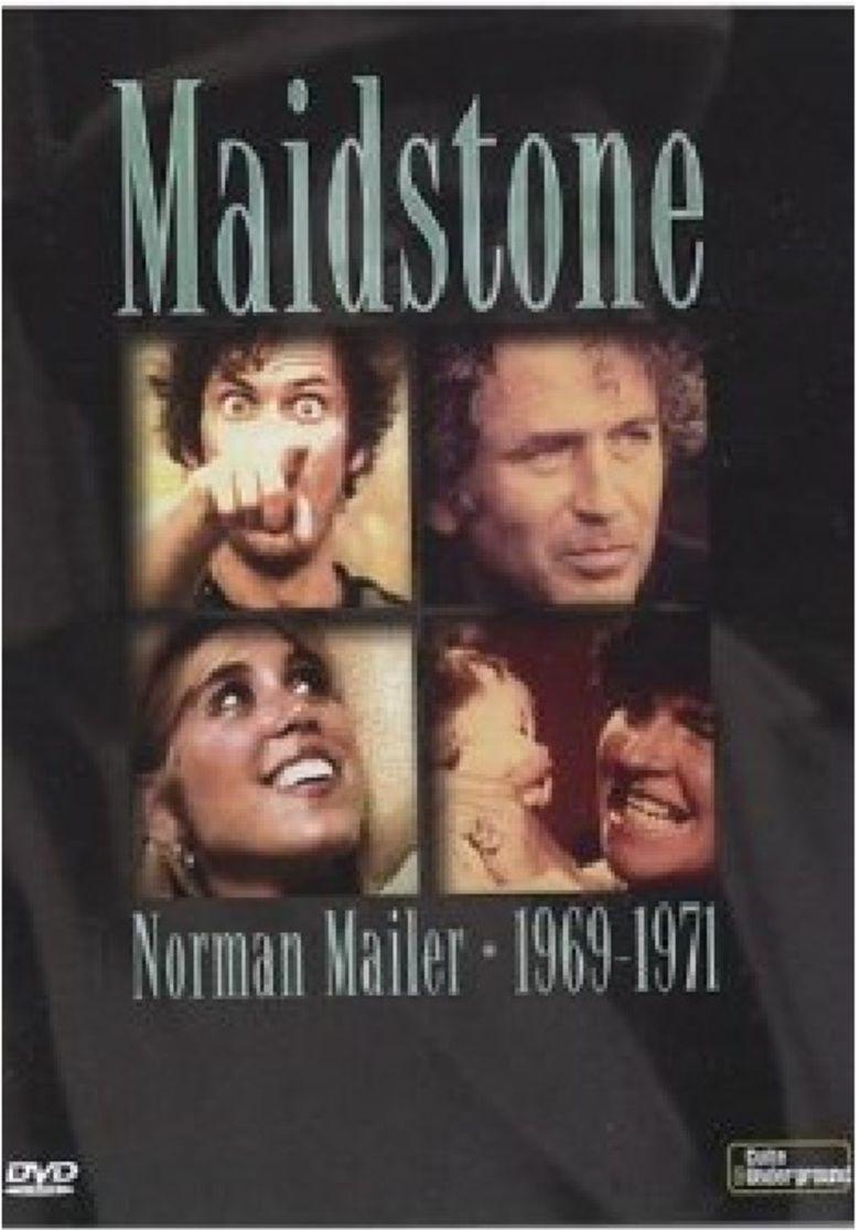 Maidstone (film) movie poster