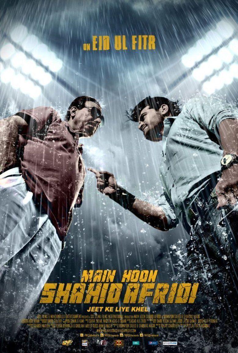 Main Hoon Shahid Afridi movie poster