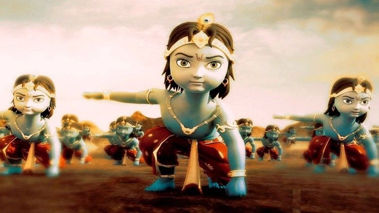 Main Krishna Hoon movie scenes