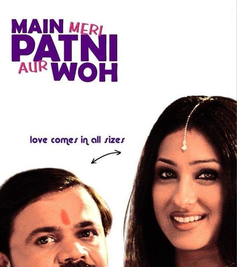 Main, Meri Patni Aur Woh movie poster