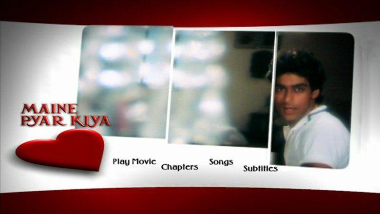 Maine Pyar Kiya movie scenes