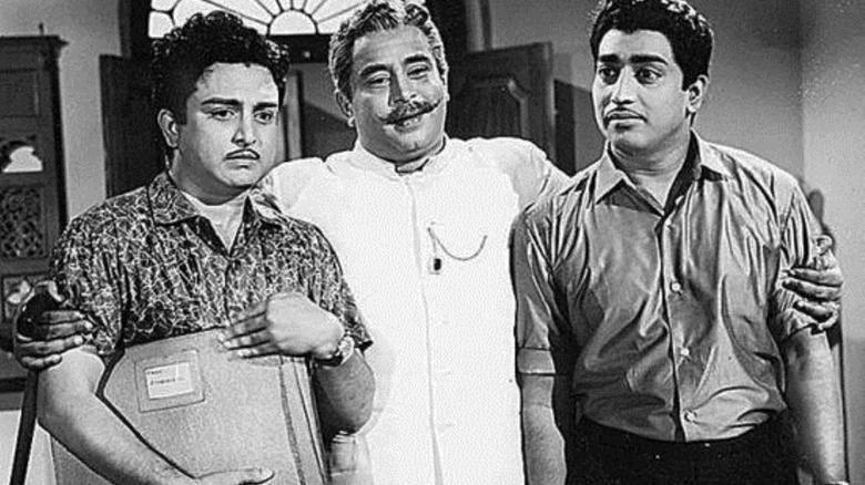 Major Chandrakanth (1966 film) movie scenes