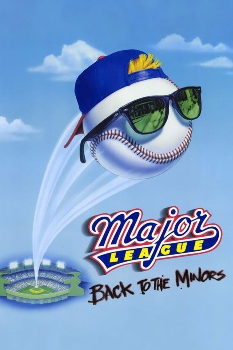 Major League: Back to the Minors movie poster