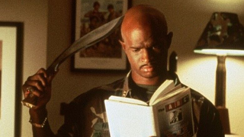 Major Payne movie scenes