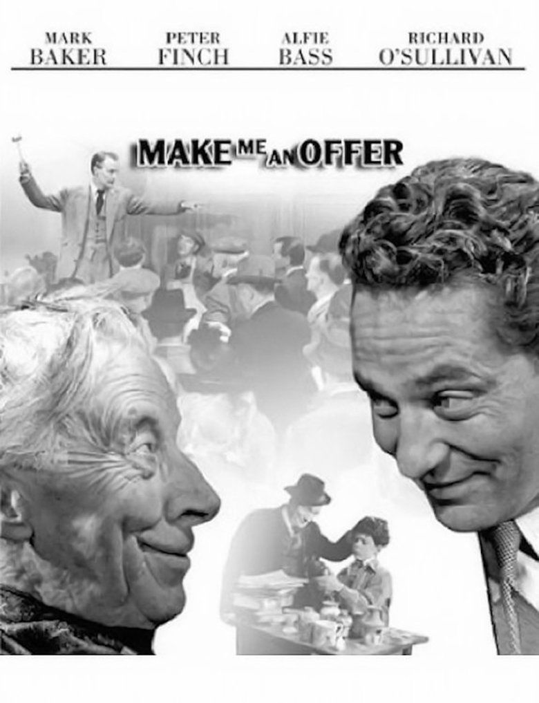 Make Me an Offer movie poster