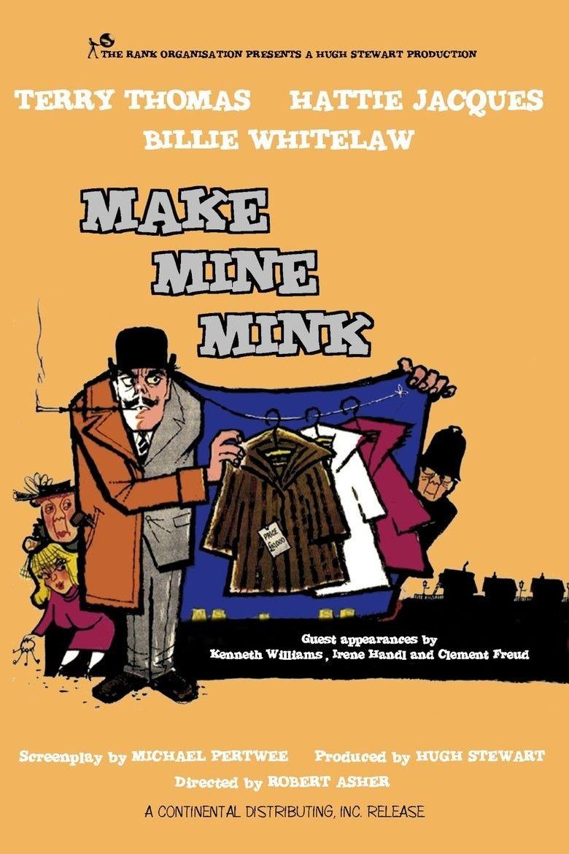 Make Mine Mink movie poster