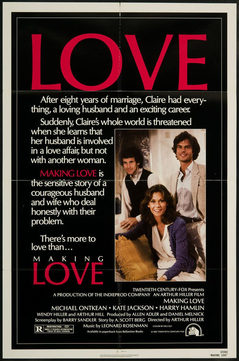 Making Love movie poster
