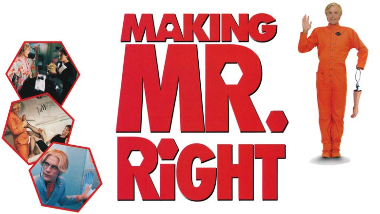 Making Mr Right movie scenes