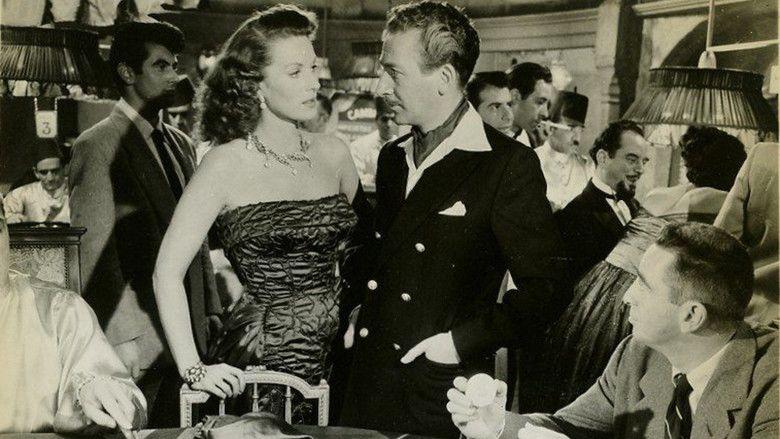 Malaga (1954 film) movie scenes