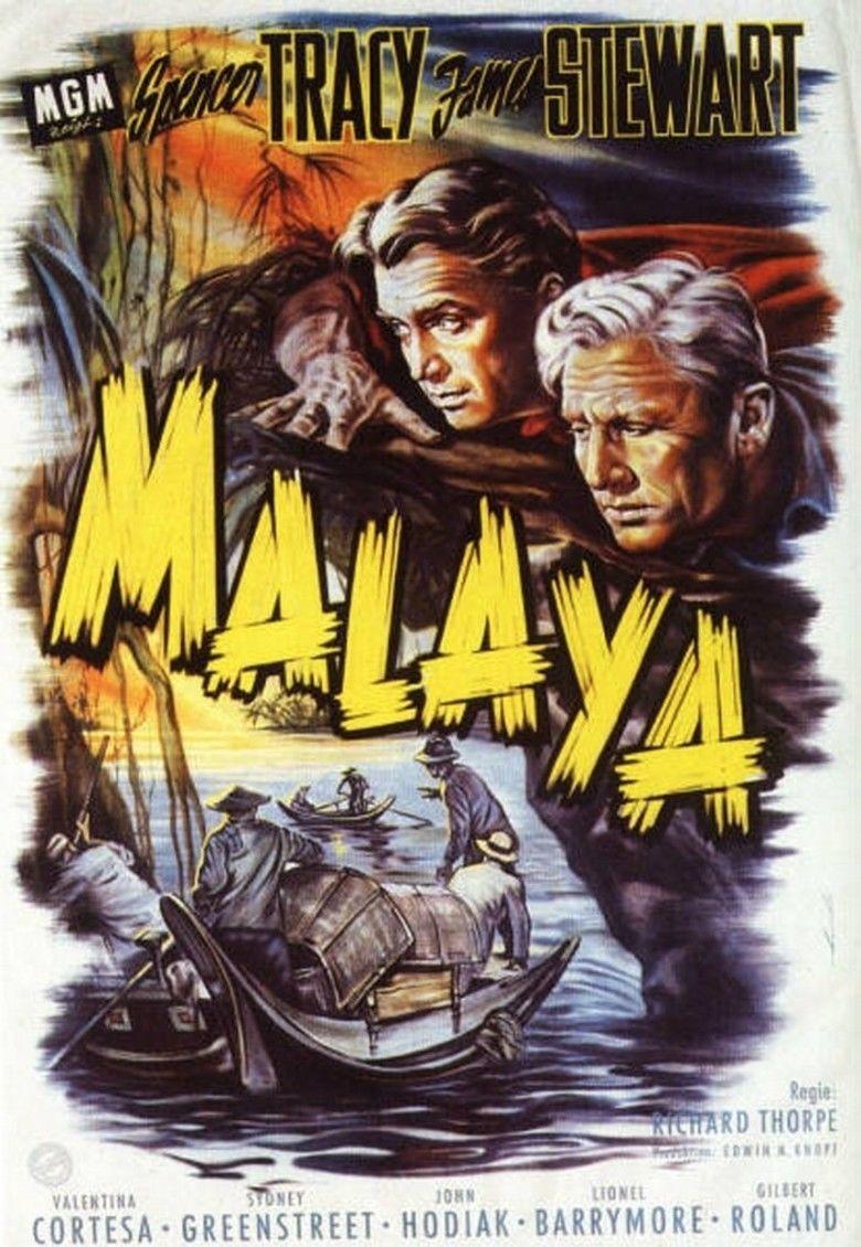 Malaya (film) movie poster