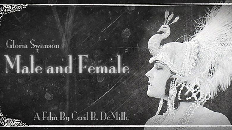 Male and Female movie scenes