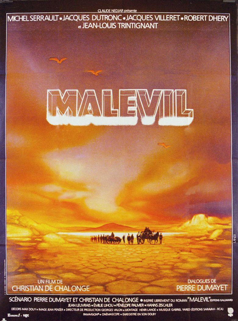 Malevil movie poster