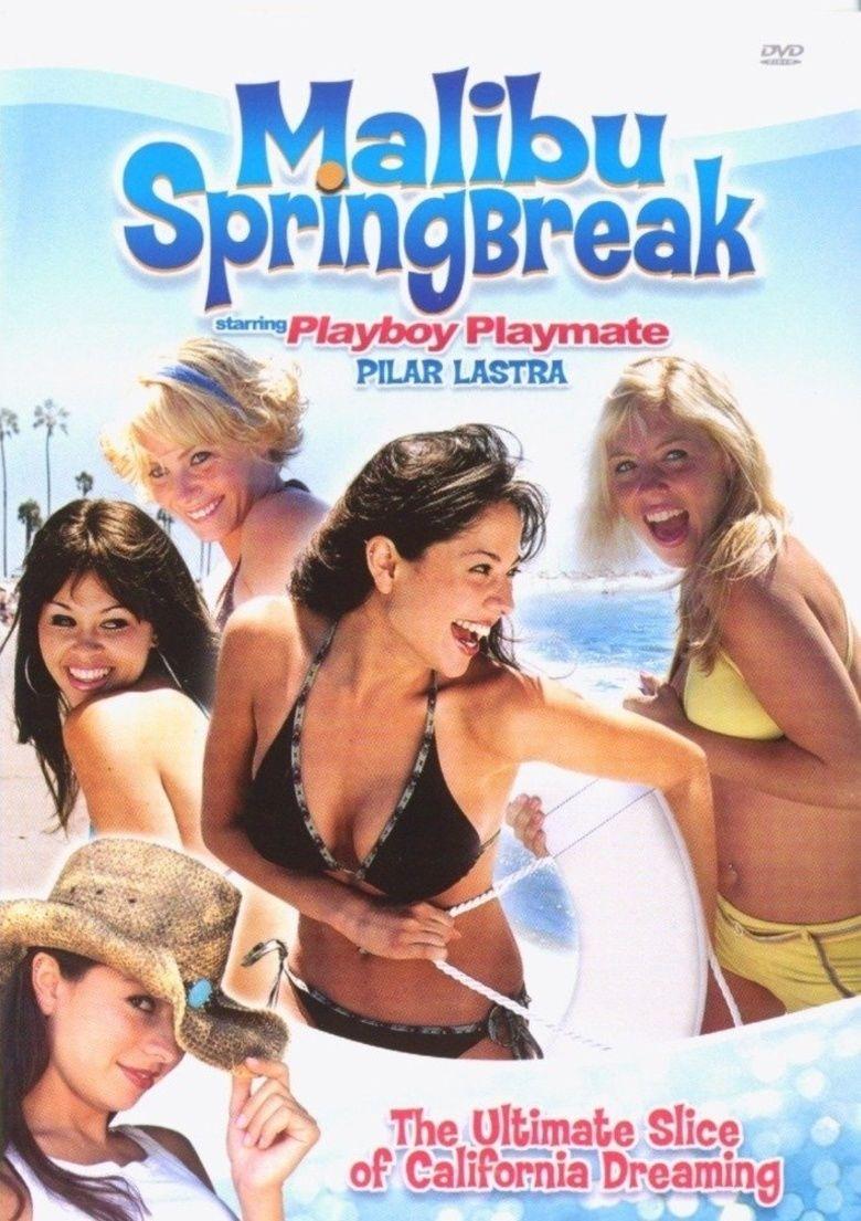 Malibu Spring Break movie poster