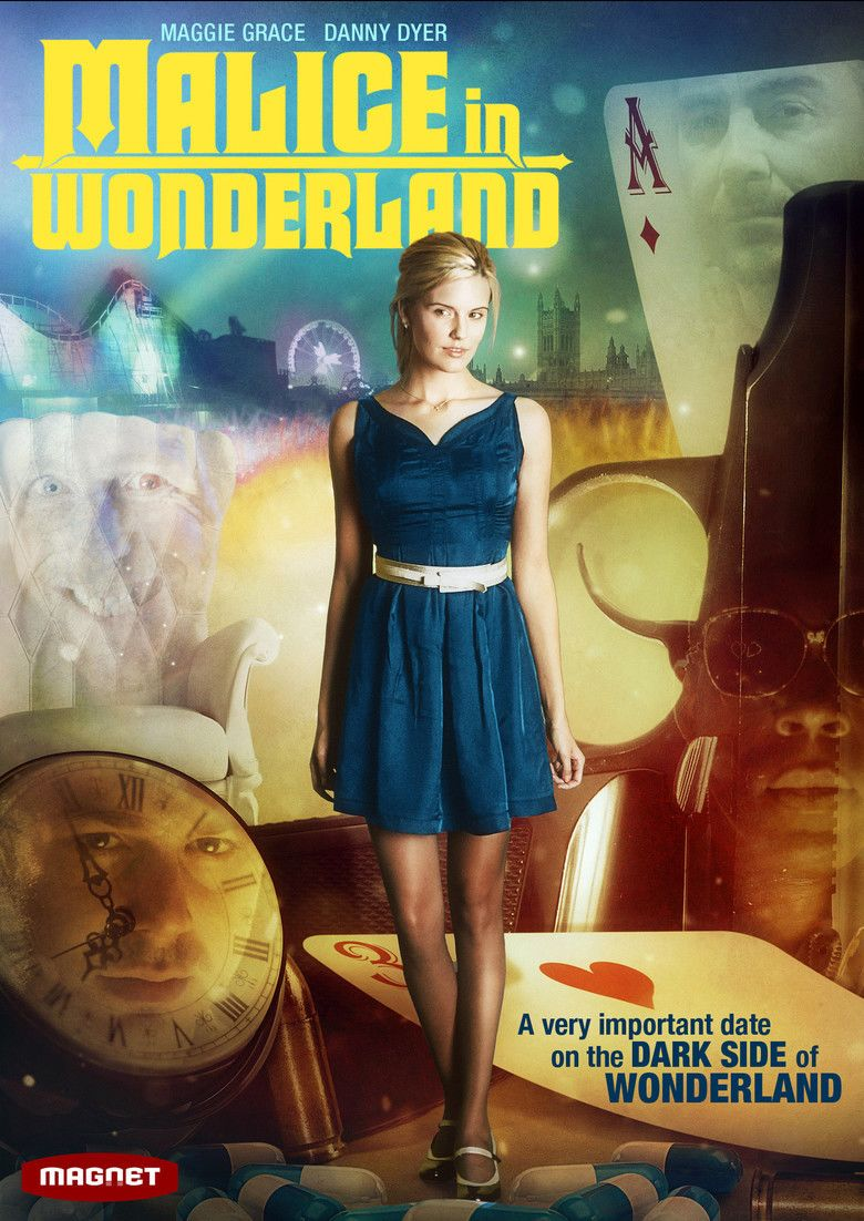 Malice in Wonderland (2009 film) movie poster