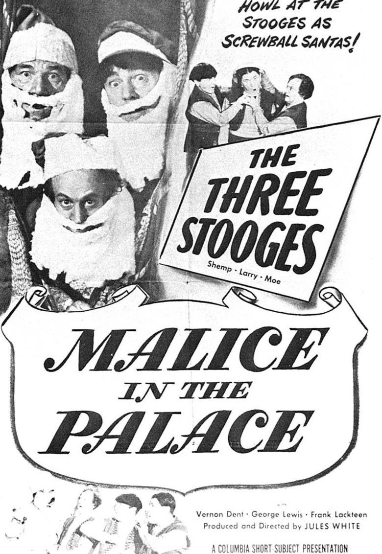 Malice in the Palace movie poster
