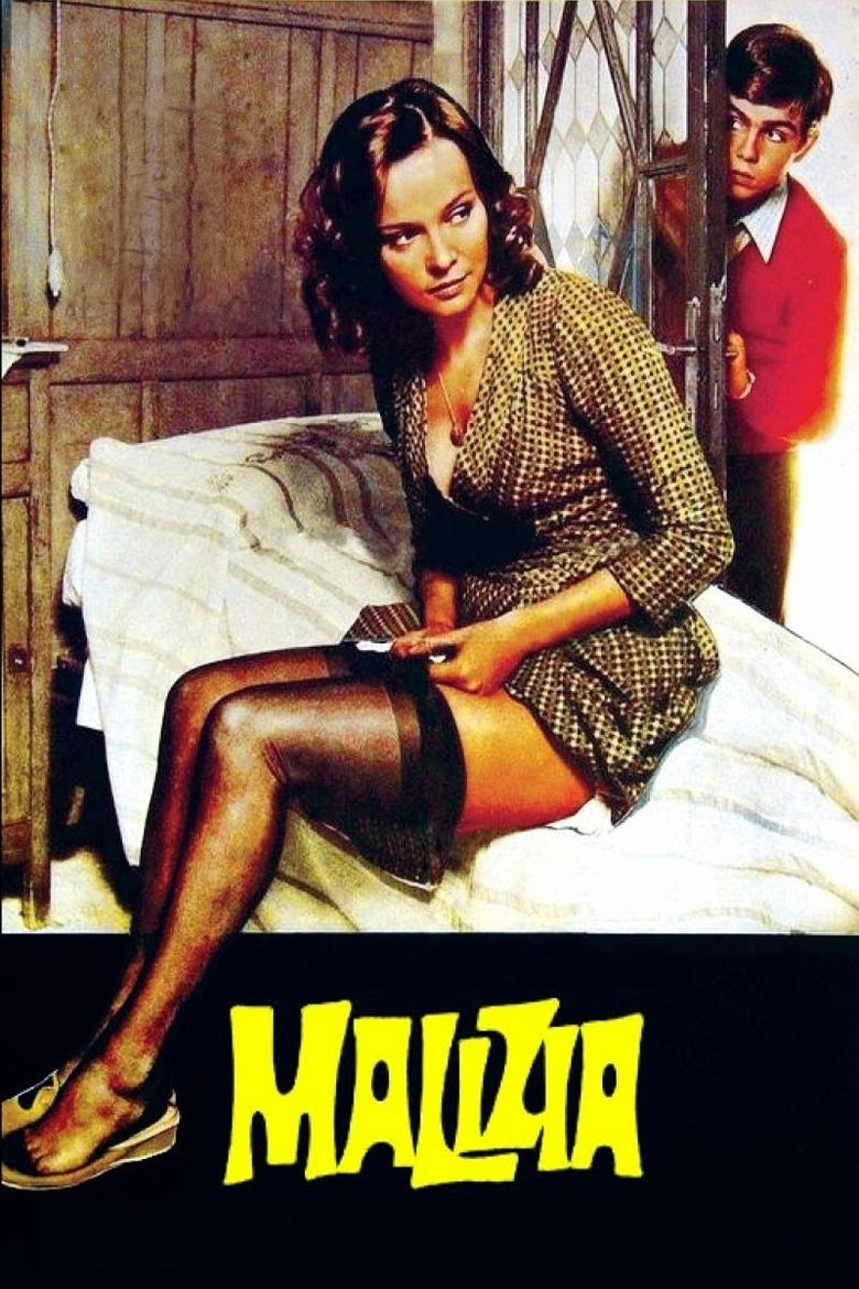 Malicious (1973 film) movie poster