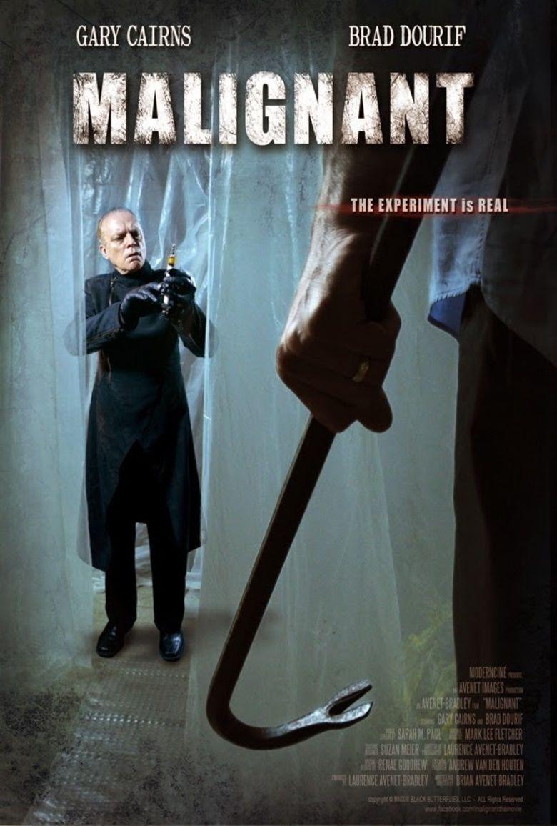 Malignant (film) movie poster