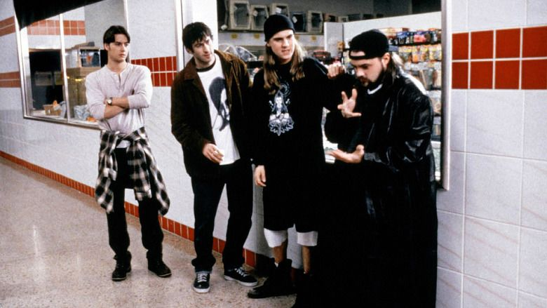 Mallrats movie scenes