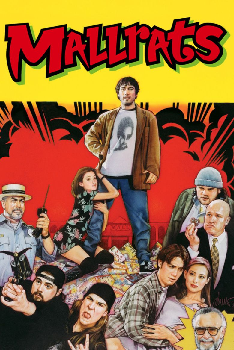 Mallrats movie poster