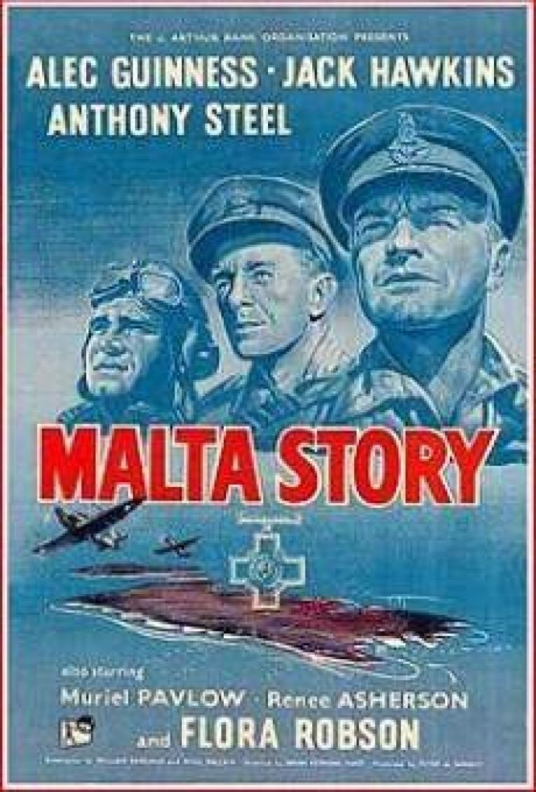Malta Story movie poster