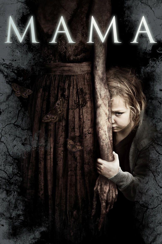 Mama (2013 film) movie poster