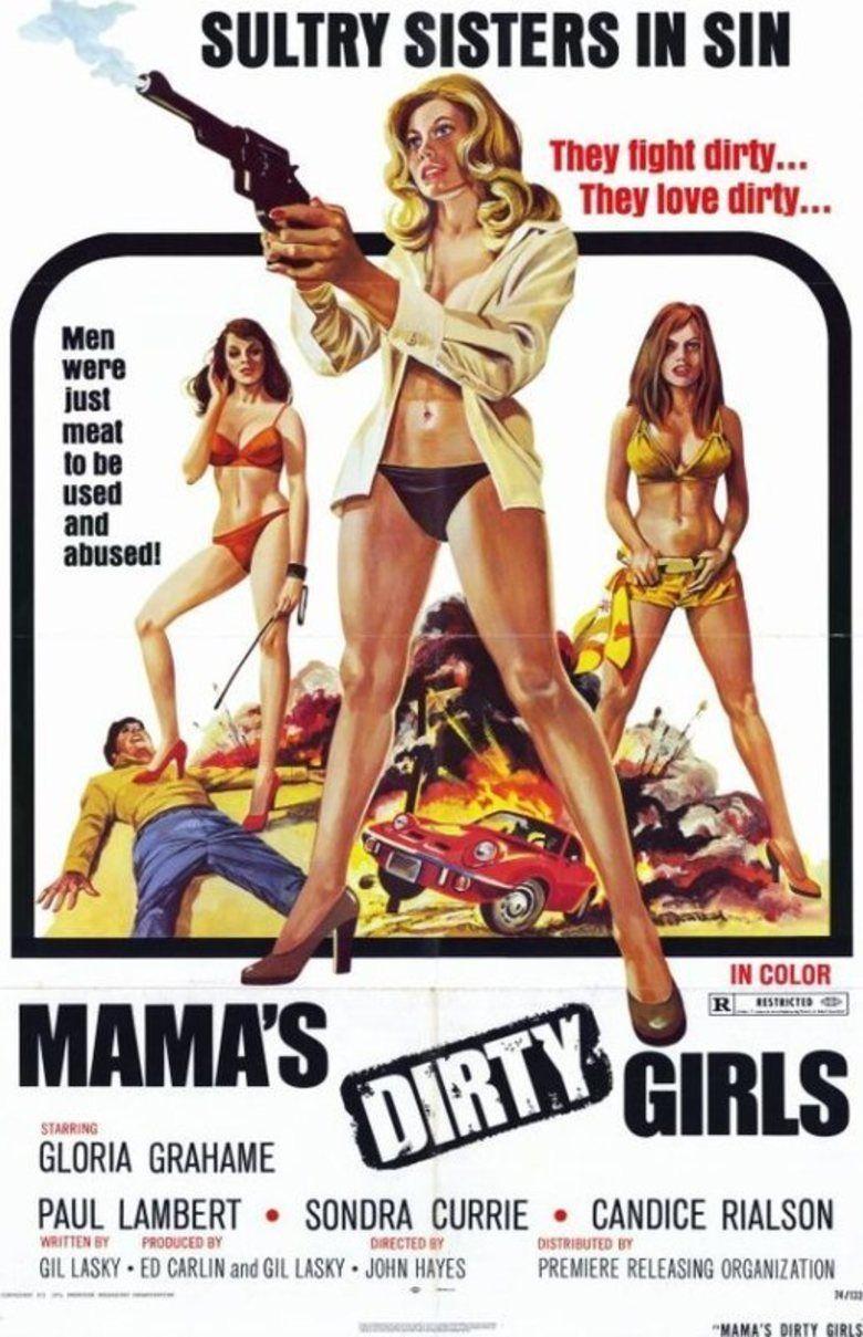 Mamas Dirty Girls movie poster