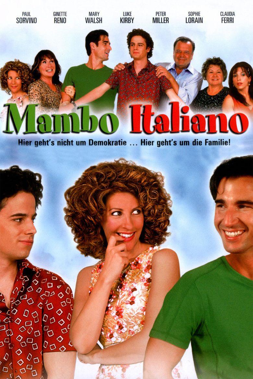 Mambo Italiano (film) movie poster