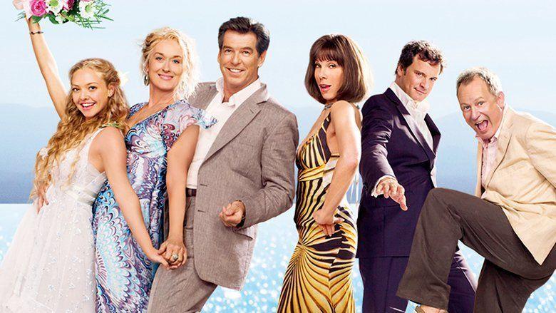 Mamma Mia! (film) movie scenes