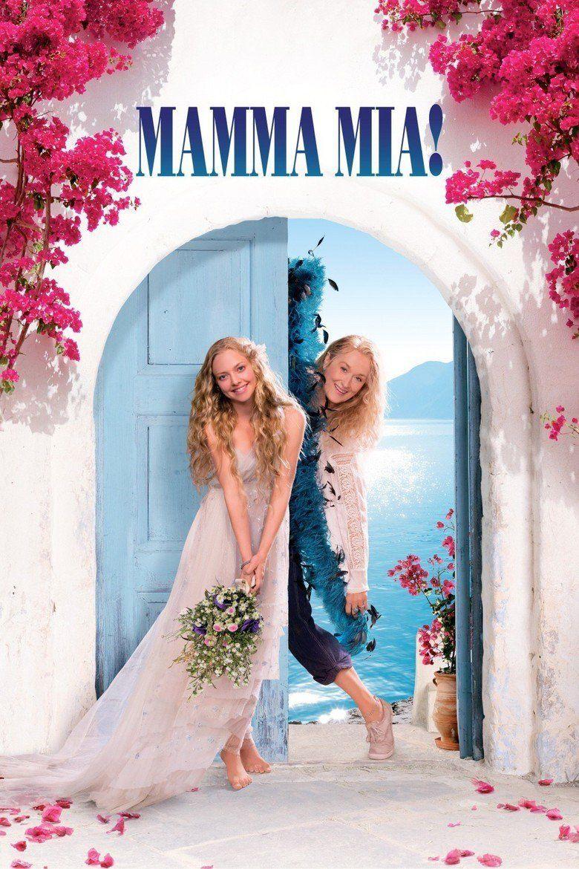 Mamma Mia! (film) movie poster