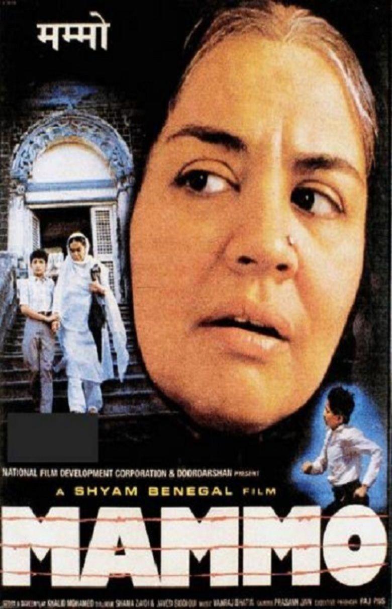 Mammo movie poster
