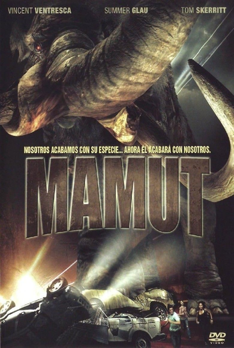 Mammoth (2006 film) movie poster