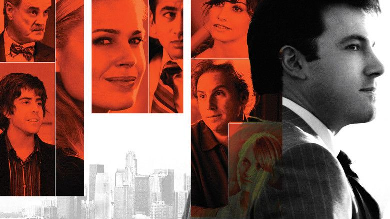 Man About Town (2006 film) movie scenes