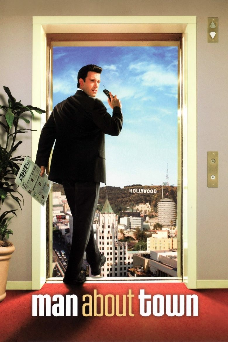 Man About Town (2006 film) movie poster