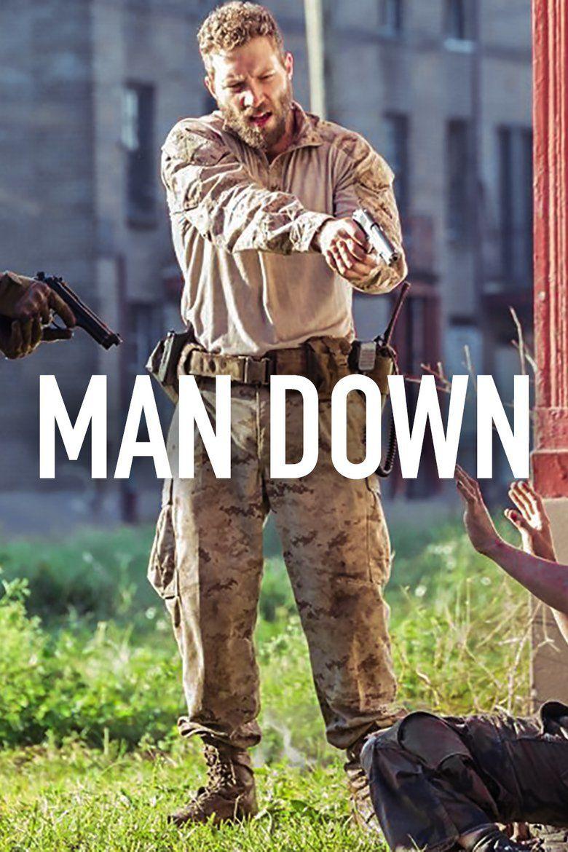 Man Down (film) movie poster