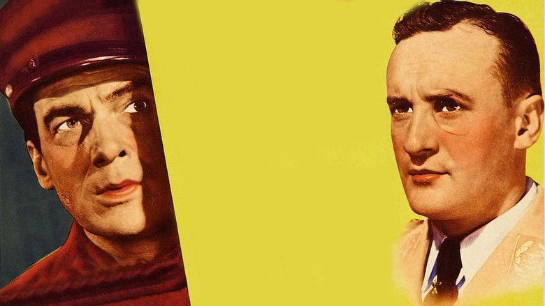 Man Hunt (1941 film) movie scenes