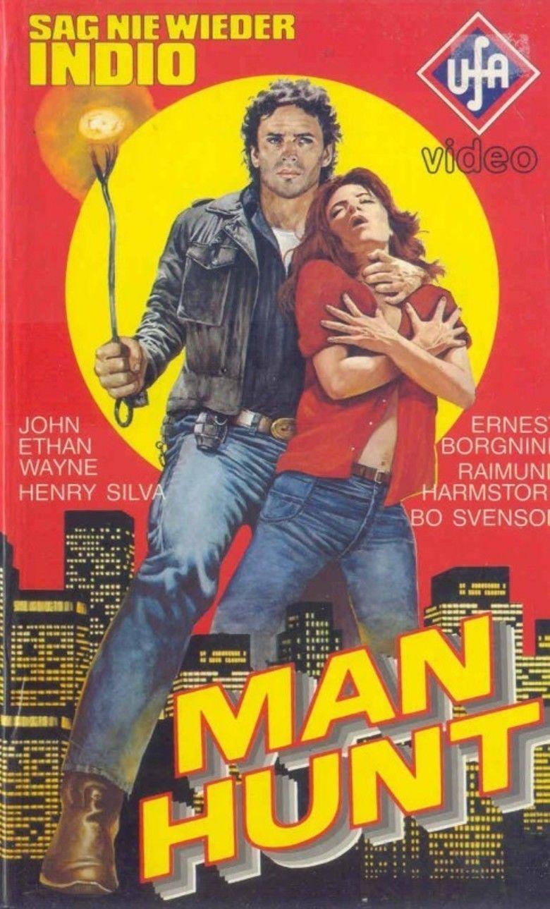 Man Hunt (1985 film) movie poster