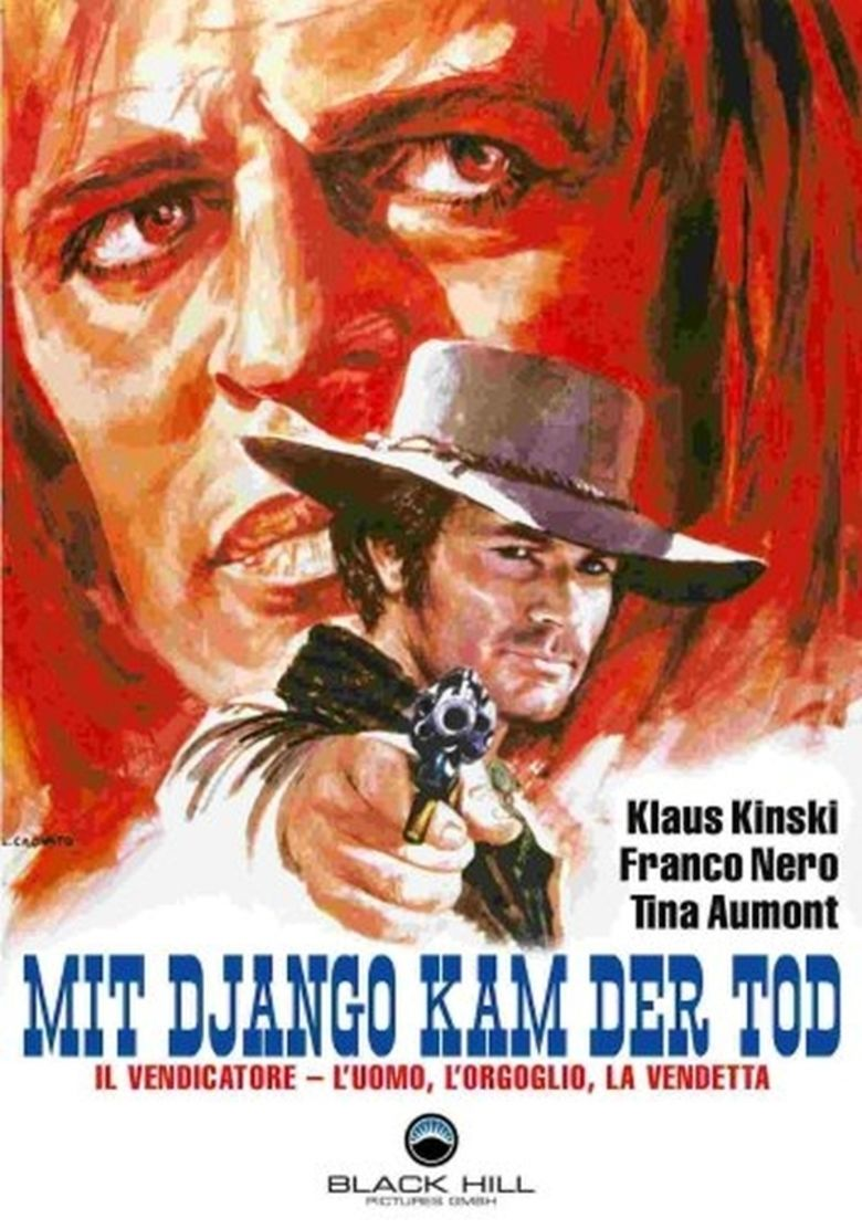 Man, Pride and Vengeance movie poster
