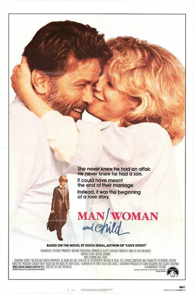 Man, Woman and Child (film) movie poster