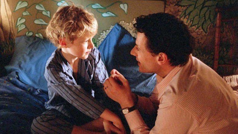 Man and Boy (2002 film) movie scenes