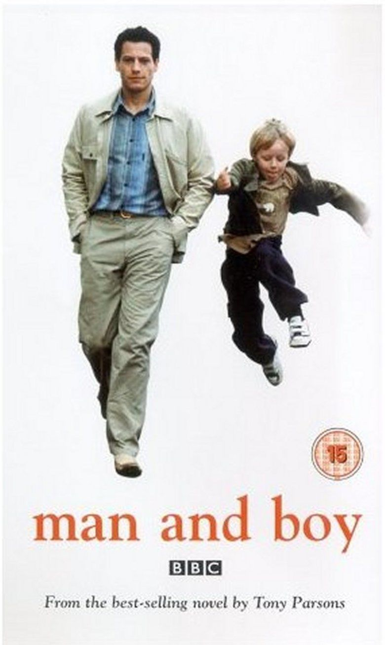 Man and Boy (2002 film) movie poster