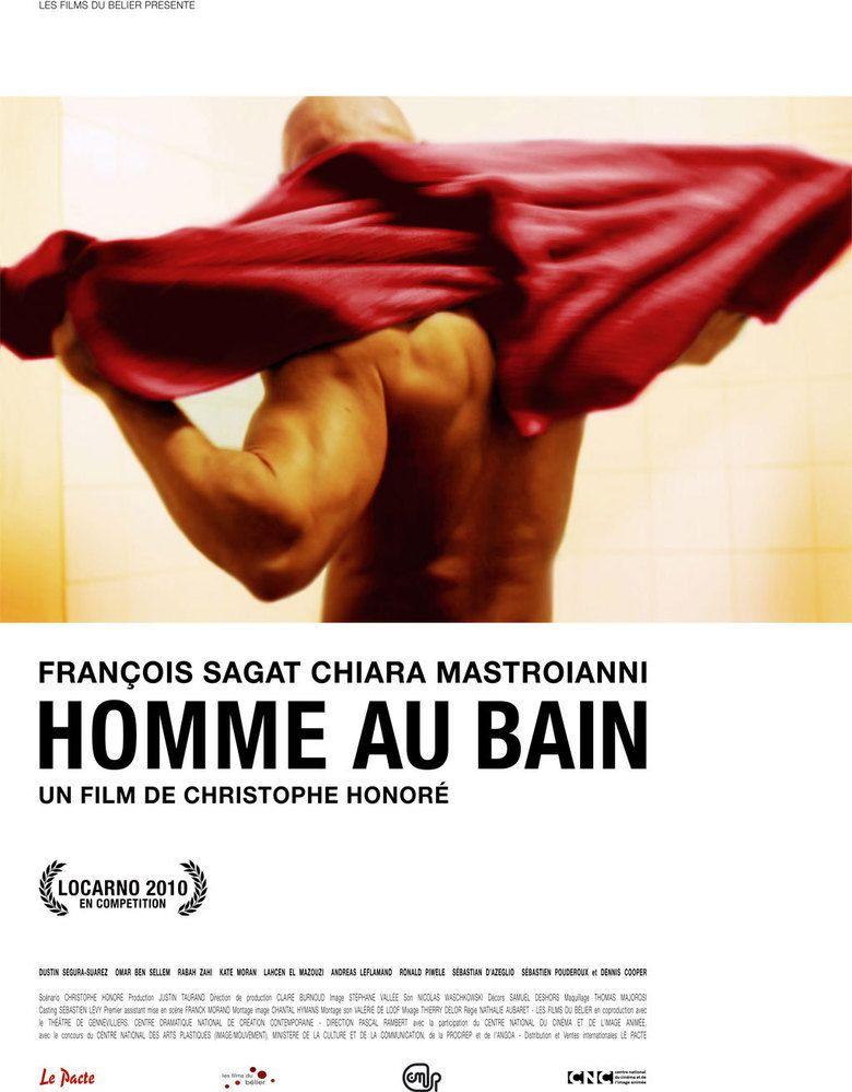 Man at Bath movie poster