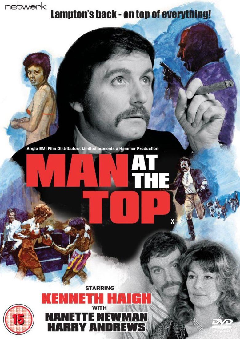 Man at the Top (film) movie poster