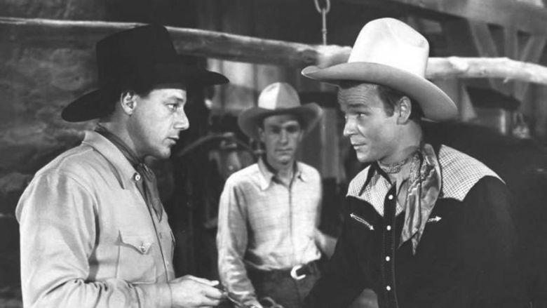 Man from Cheyenne movie scenes
