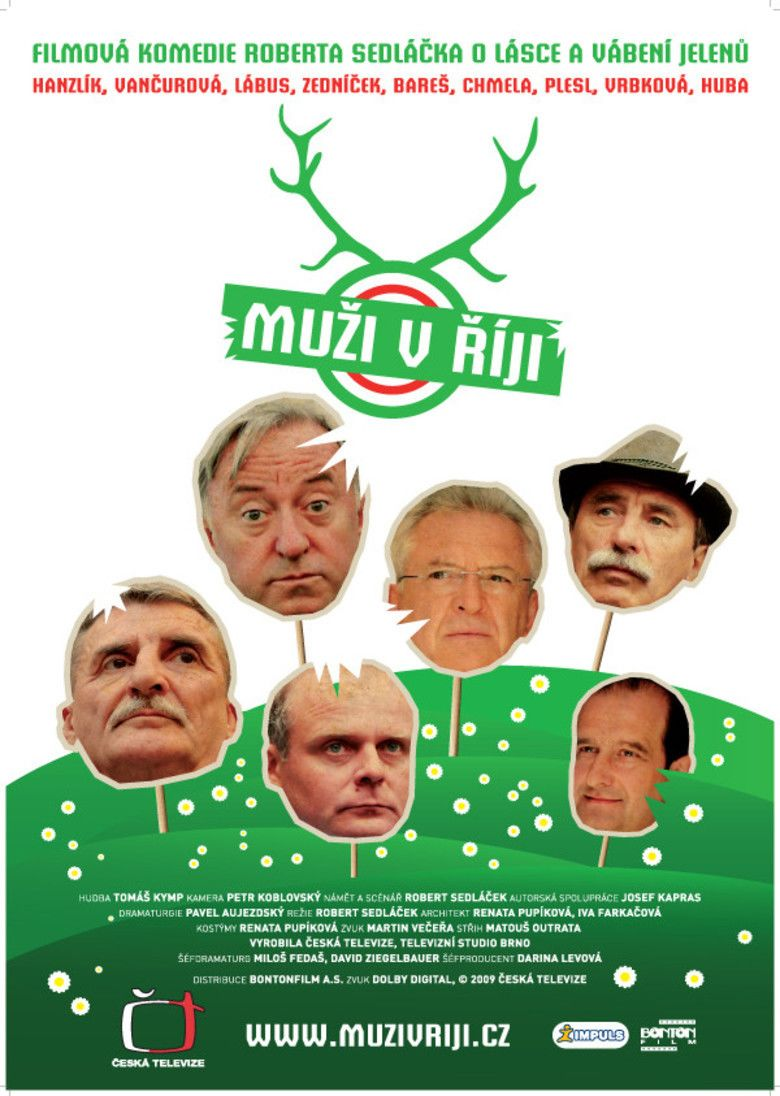 Man in Rut movie poster