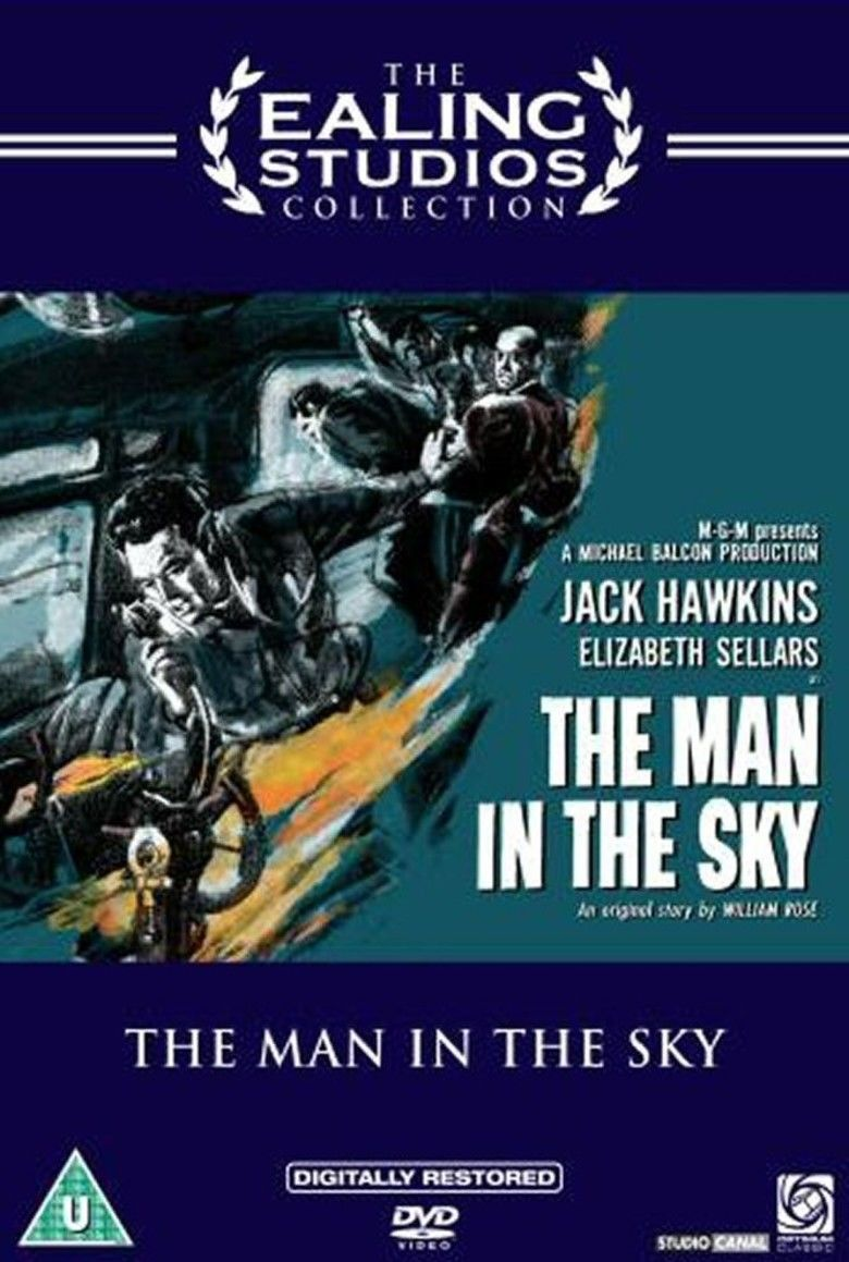 Man in the Sky movie poster