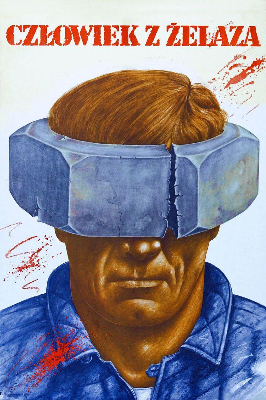 Man of Iron movie poster